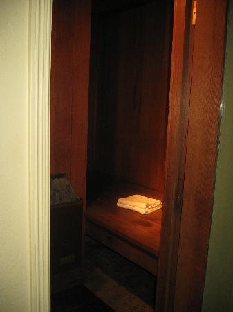 Farmhouse Inn: In-room Sauna