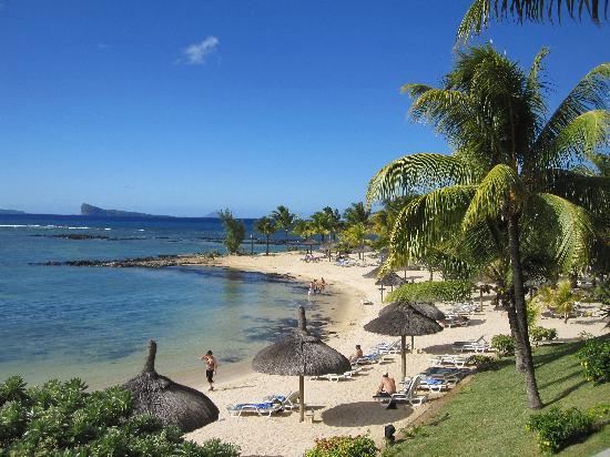 Canonnier Beachcomber Golf Resort & Spa: best beach ever