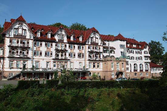 Freudenstadt, Germania: Hotel Palmenwald Schwarzwaldhof