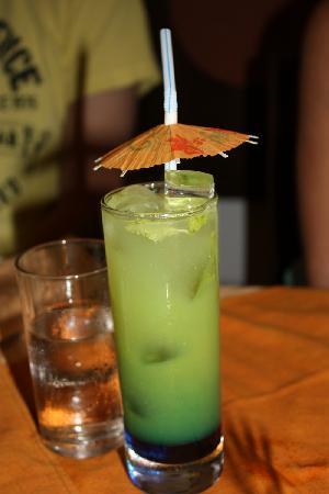 MJ Residency: Drink at the restaurant