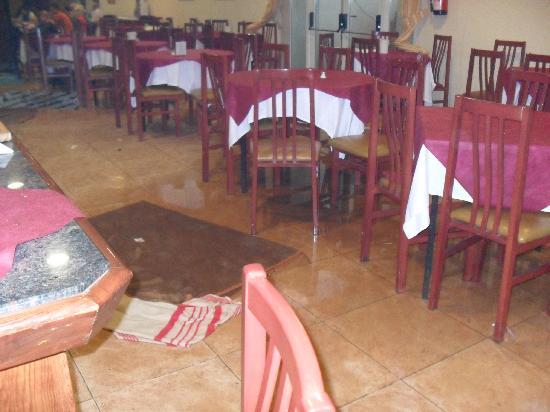 Palma Bay Club Resort: ebenfalls Restaurant unter Wasser