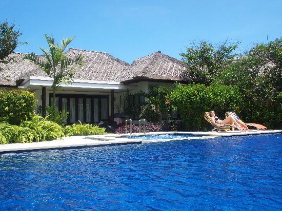 Villa L'Orange Bali: Pool