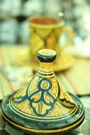 Riad et Dar Maison Do: Petit dejeuner