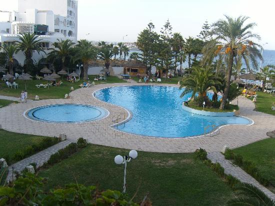 Delphin El Habib : swimming pool of el delphin