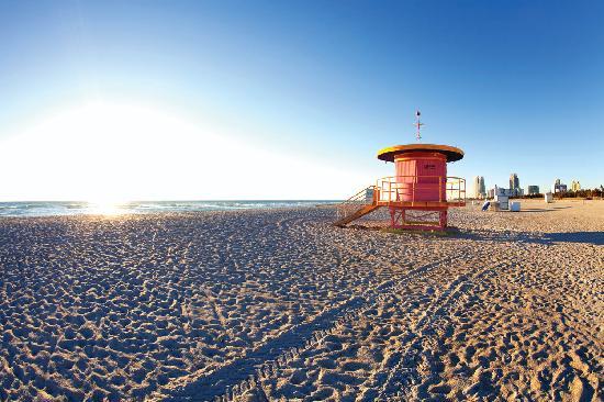 Florida: Life's a beach