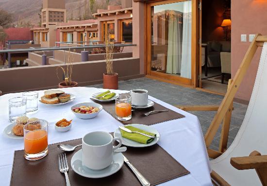 Las Marias Hotel Boutique : Terraza Privada, Suite Premium Planta Alta ::