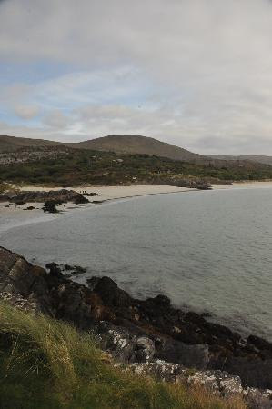 Derrynane Bay House : Less than 5 minutes drive to this lovely beach