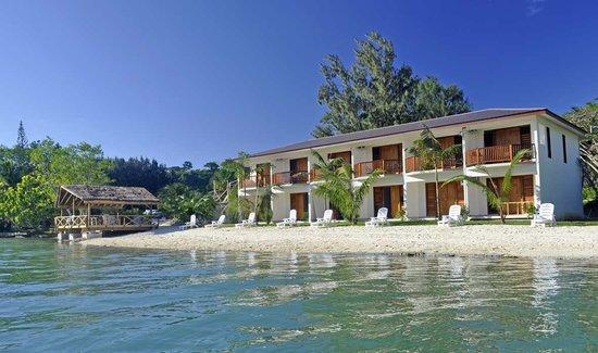 熱帶瀉湖公寓飯店