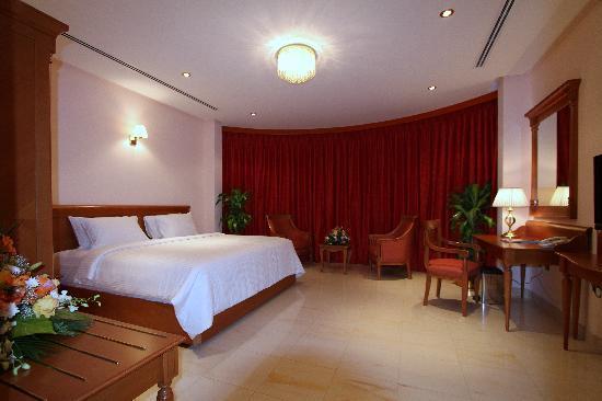 Al Madina Suites: Double Bedroom suite