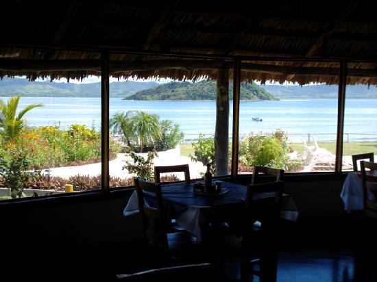 La Cruz, Kostaryka: Restaurant Hotel Bolanos