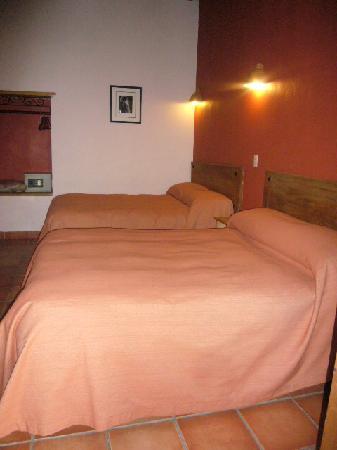 Hotel Casa Margarita: Habitaciones