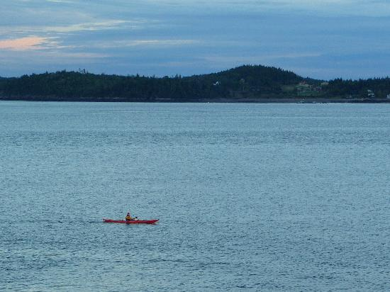 Eastport, ME: Kayak and Canada, Harris Point