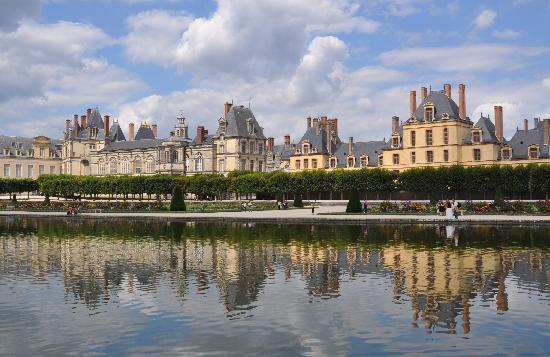 Fontainebleau, France : Exceptional chateau