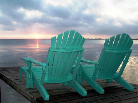 Green Parrot Beach Houses: Peace & quiet