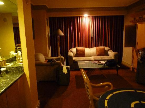 Luxor Hotel Tower Rooms