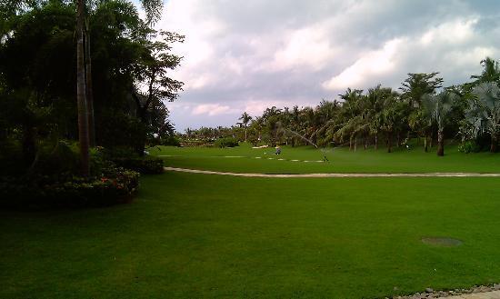 Howard Johnson Resort Sanya Bay: green