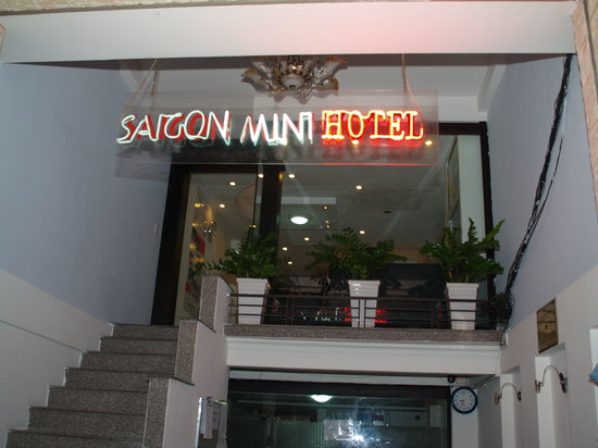 Saigon Mini Hotel 5 : Saigon Mini Hotel 1