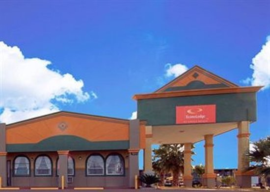 Econo Lodge: Hotel Entrance