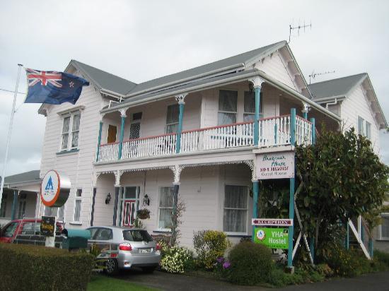 YHA Whanganui Braemar House : Braemar House