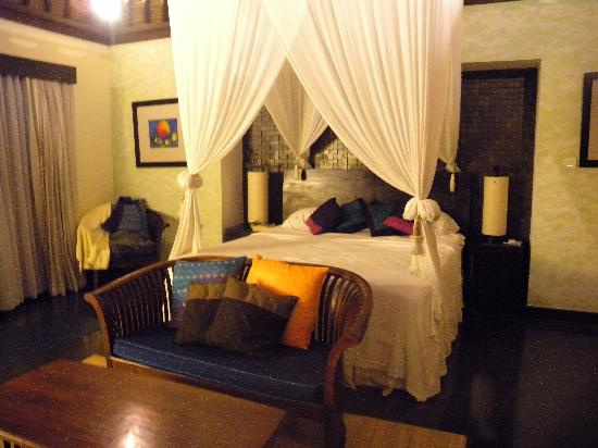 Master Suite at Villa di Abing