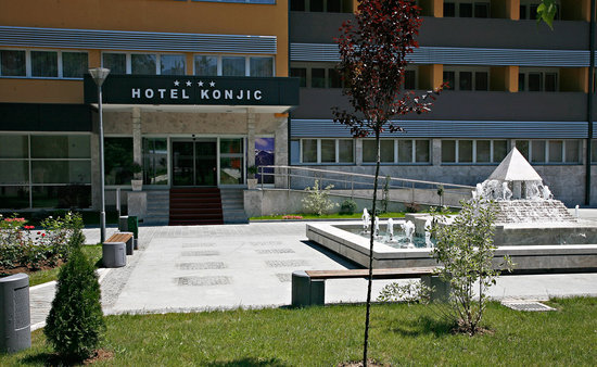 Garden City Hotel Konjic UPDATED 2017 Reviews Price Comparison