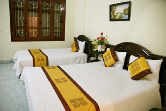 Joy Journey Hotel: Guest room