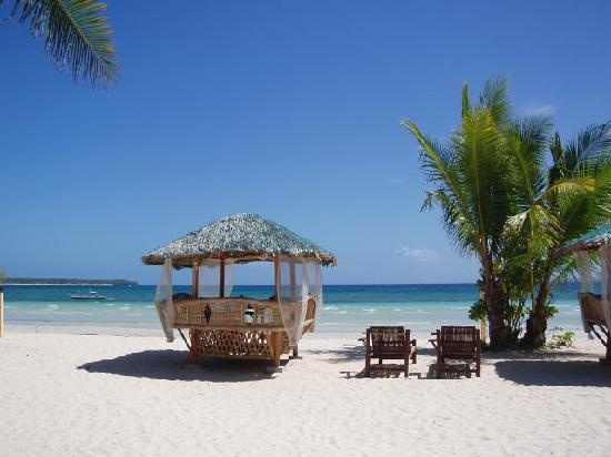 Beach Placid Resort In Bantayan Island