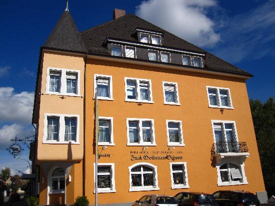 Ringhotel Zum Goldenen Ochsen: Fassade