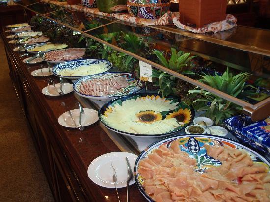 Hotel Riu Palace Riviera Maya: Buffet Desayuno