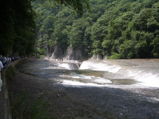 Fukiwarenotaki Fall: 滝