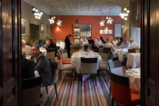 Jesmond Dene House: New look Restaurant