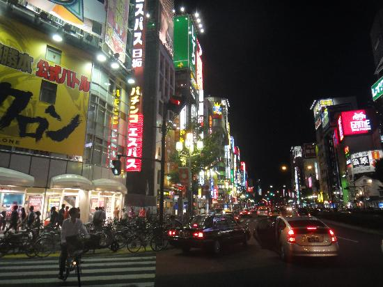 Tokyo, Japan: Ausgehviertel Shinjuku
