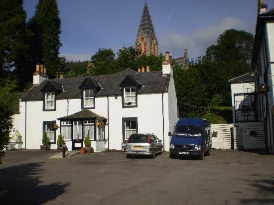 Strathpeffer Hotel: Hotel Cottage annexe