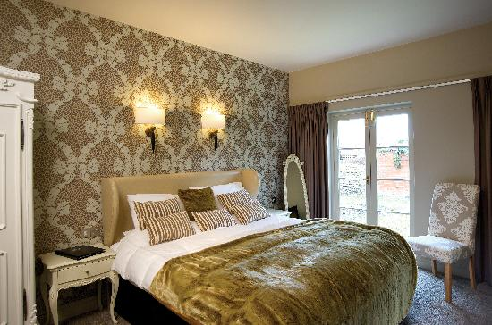 The Spread Eagle Hotel: Refurbished Double Bedroom