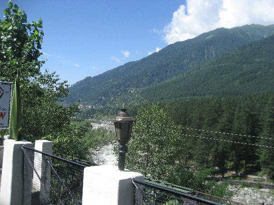 Hotel Beas View: view from room