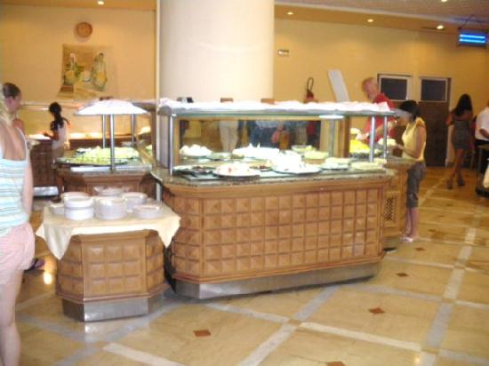 El Mouradi Skanes: Restaurant