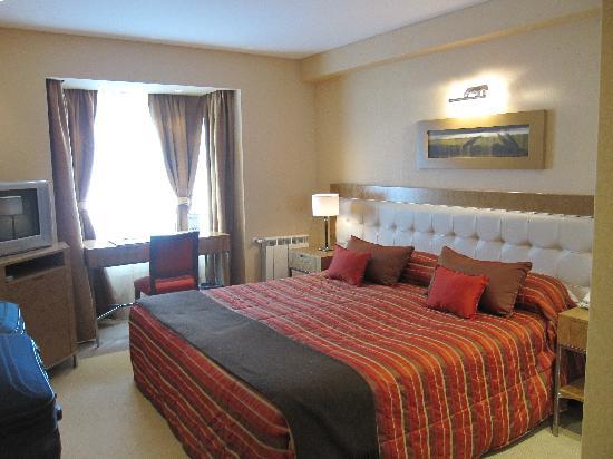 Fueguino Hotel Patagonico : Habitación
