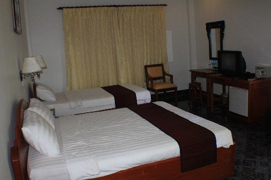 聯盟別墅酒店照片