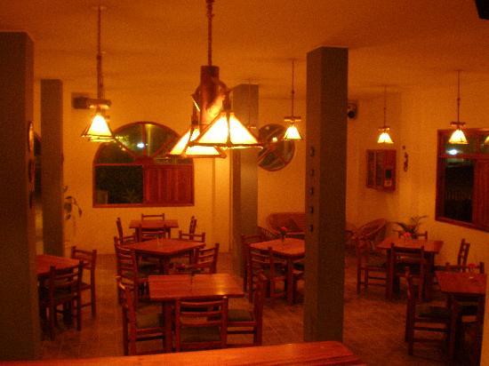 Amalur Hostal Restaurante: el restaurante