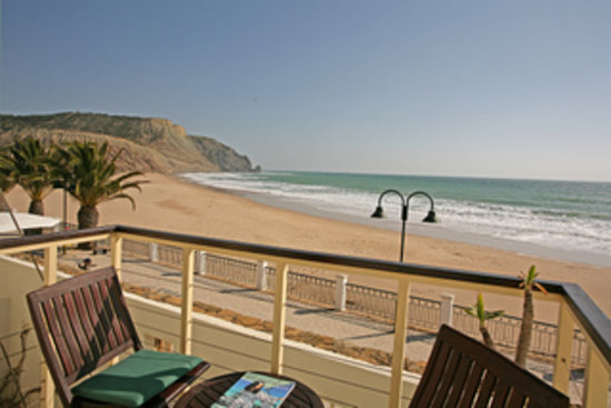 Luz Beach Apartments: View from our 1 bedroom apartments