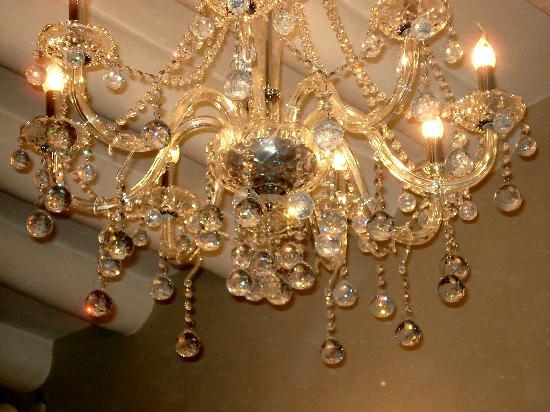 Aranwa Cusco Boutique Hotel: Detalle de las lámparas