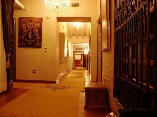 Aranwa Cusco Boutique Hotel: Pasillo del hotel