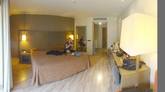 Hesperia Andorra la Vella: Room 306, everything was perfect