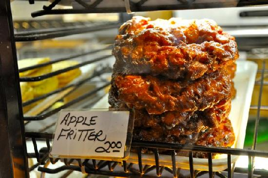 Three Girls Bakery: Best Apple Fritter Ever!