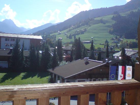 Activ Sunny Hotel Sonne: Vom Balkon aus