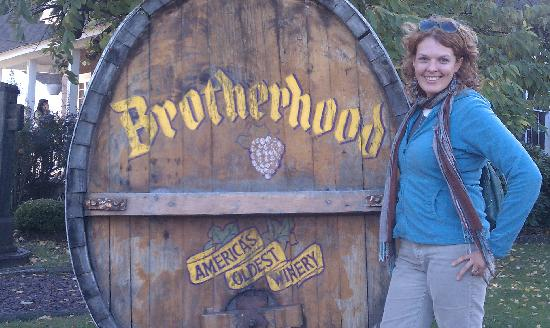 The Storm King Lodge: Brotherhood Winery