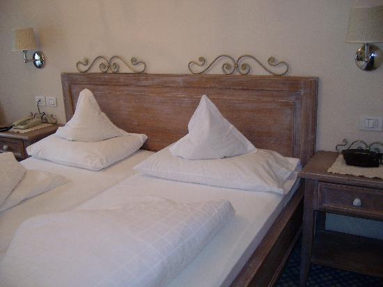 Hotel Muehlbacherhof : Letti sempre pultii