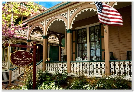 The Mason Cottage Bed & Breakfast Inn: The Mason Cottage, Cape May B&B