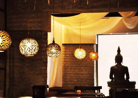 Thai Cafe & Restaurant: Thai interior
