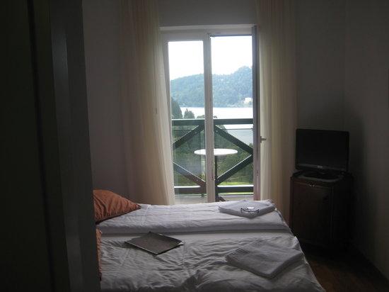 Hotel Triglav Bled: camera